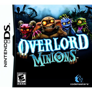 Overlord Minions Video Game For Nintendo DS