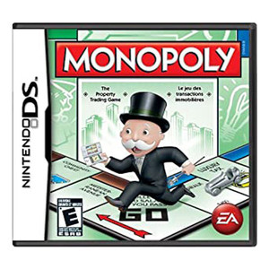Monopoly Video Game For Nintendo DS