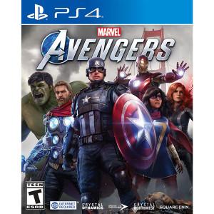 Marvel Avengers Video Game For Sony PS4