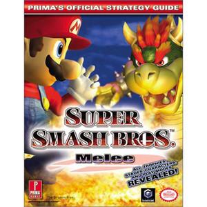 Super Smash Bros. Melee Prima Official Game Guide For Nintendo GameCube