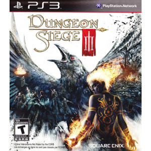 Dungeon Siege III Video Game For Sony PS3