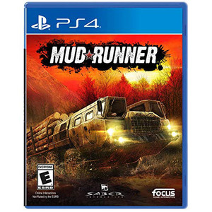 MudRunner Video Game For Sony PS4