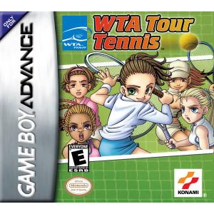 WTA Tour Tennis Video Game For Nintendo GBA