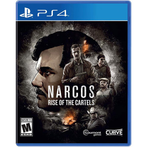 Narcos Rise of the Cartel Video Game For Sony PS4