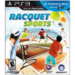 Racquet Sports Video Game For Sony PS3