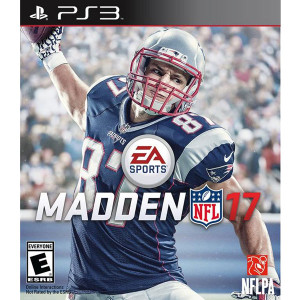Madden 17 Video Game For Sony PS3