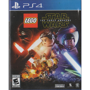 Lego Star Wars The Force Awakens Video Game For Sony PS4