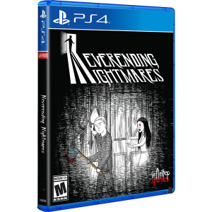 Neverending Nightmares Video Game For Sony PS4