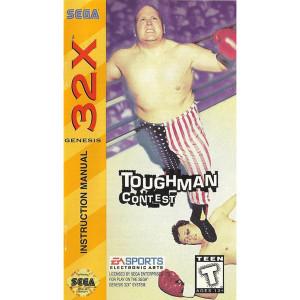 Toughman Contest Video Game For Sega 32X