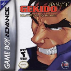 Gekido Advance Kintaro's Revenge Video Game For Nintendo GBA