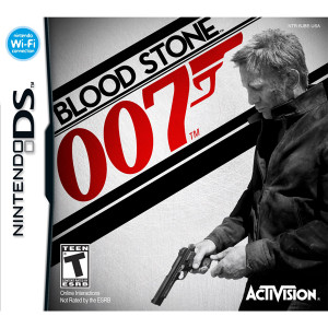007 Blood Stone Video Game For Nintendo DS