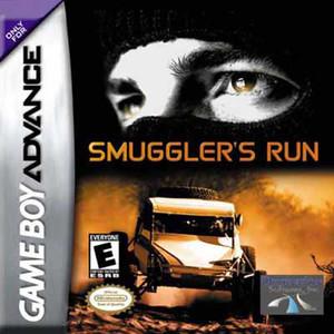 Smuggler's Run Video Game For Nintendo GBA