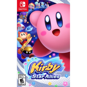 Kirby Star Allies Video Game For Nintendo Switch