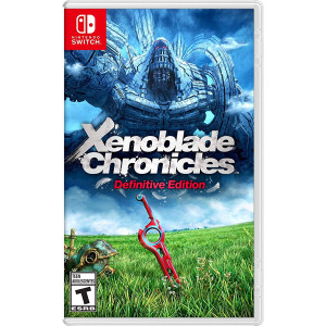 Xenoblade Chronicles Definitive Edition Video Game For Nintendo Switch