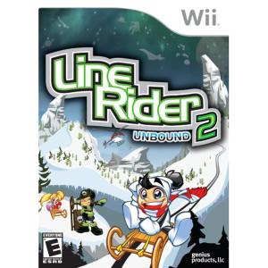Line Rider 2 Unbound Video Game For Nintendo Wii