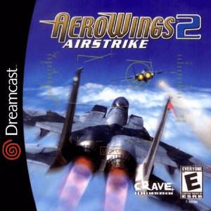 Aerowings 2 Airstrike Video Game For Sega Dreamcast