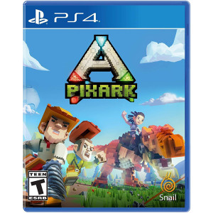 Pixark Video Game For Sony PS4