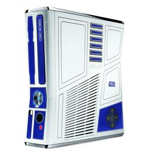 Xbox 360 S 320GB Star Wars R2D2 System Pak