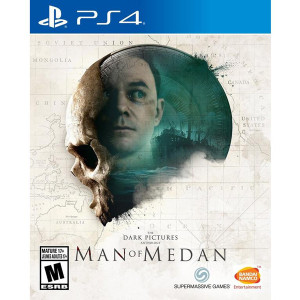 Man of Medan Video Game For Sony PS4