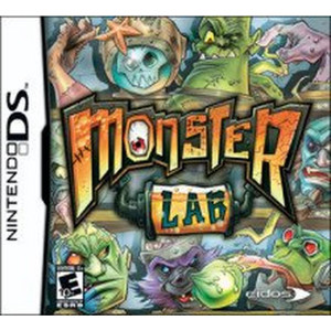 Monster Lab Video Game For Nintendo DS