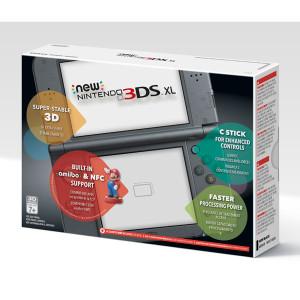 Complete Nintendo 3DS XL Gen 2 Black in Box