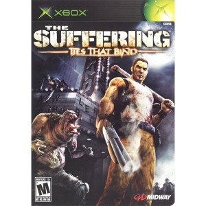 Suffering Ties That Bind Video Game For Microsoft Xbox
