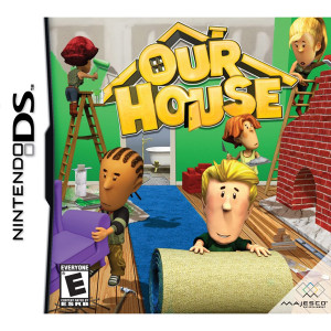 Our House Video Game For Nintendo DS