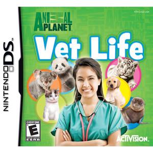 Animal Planet Vet Life Video Game For Nintendo DS