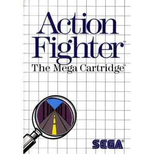 Action Fighter Video Game For Sega Master System