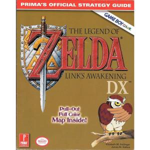 Legend of Zelda: Link's Awakening DX Strategy Guide For Nintendo GBC