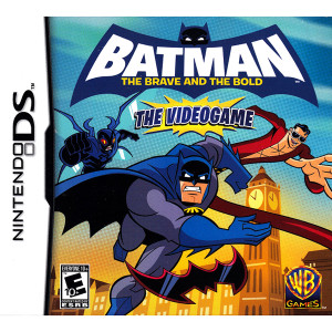 Batman The Brave and the Bold Video Game For Nintendo DS