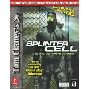 Splinter Cell Prima Official Game Guide For Microsoft Xbox