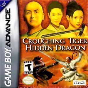 Crouching Tiger Hidden Dragon Video Game For Nintendo GBA