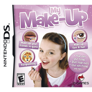 My Make Up Video Game For Nintendo DS