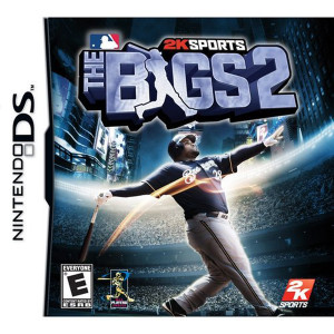 The Bigs 2 Video Game For Nintendo DS