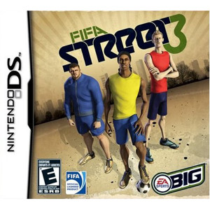 FIFA Street 3 Video Game For Nintendo DS