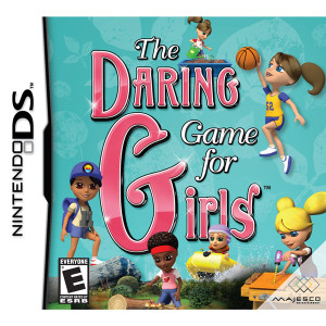 Daring Game For Girls Video Game For Nintendo DS