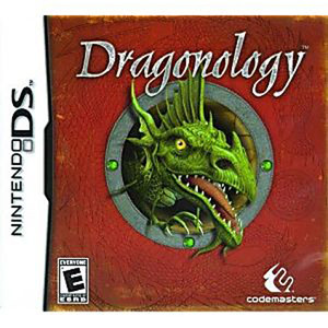 Dragonology Video Game For Nintendo DS