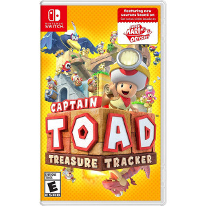 Captain Toad Treasure Tracker Video Game For Nintendo Switch