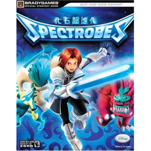 Spectrobe DS BradyGames Game Guide For Nintendo DS