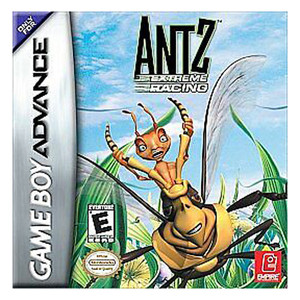 Antz Extreme Racing Video Game For Nintendo GBA