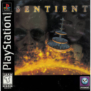 Sentient Video Game For Sony PS1