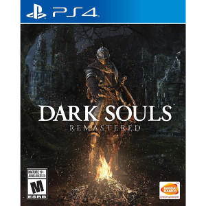 Dark Souls Remastered Video Game For Sony PS4