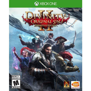 Divinity Original Sin 2 Definitive Edition Video Game For Microsoft Xbox One