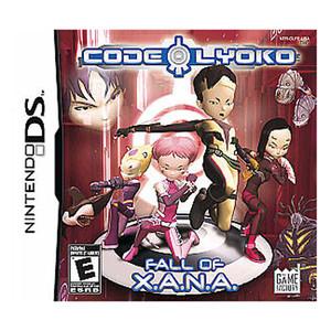 Code Lyoko Fall of XANA Video Game For Nintendo DS