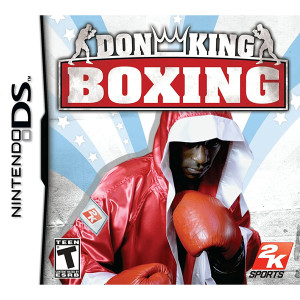 Don King Boxing Video Game For Nintendo DS