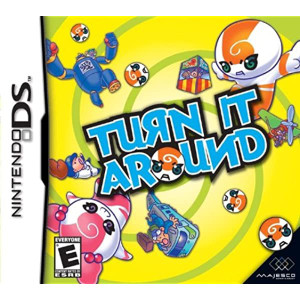 Turn It Around Video Game For Nintendo DS