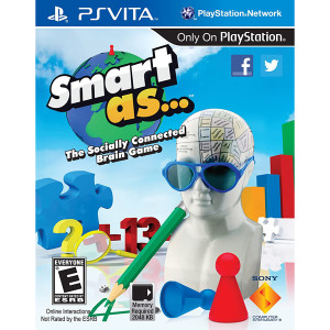 Smart As Video Game For Sony PSVita