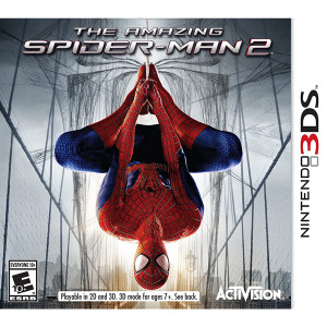 Amazing Spider-Man 2 Video Game For Nintendo 3DS
