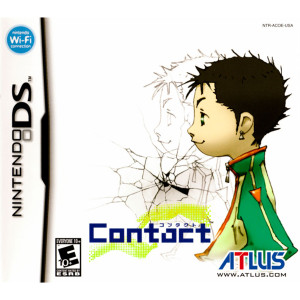 Contact Video Game For Nintendo DS